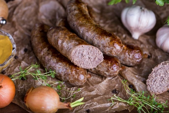 deer sausage recipe