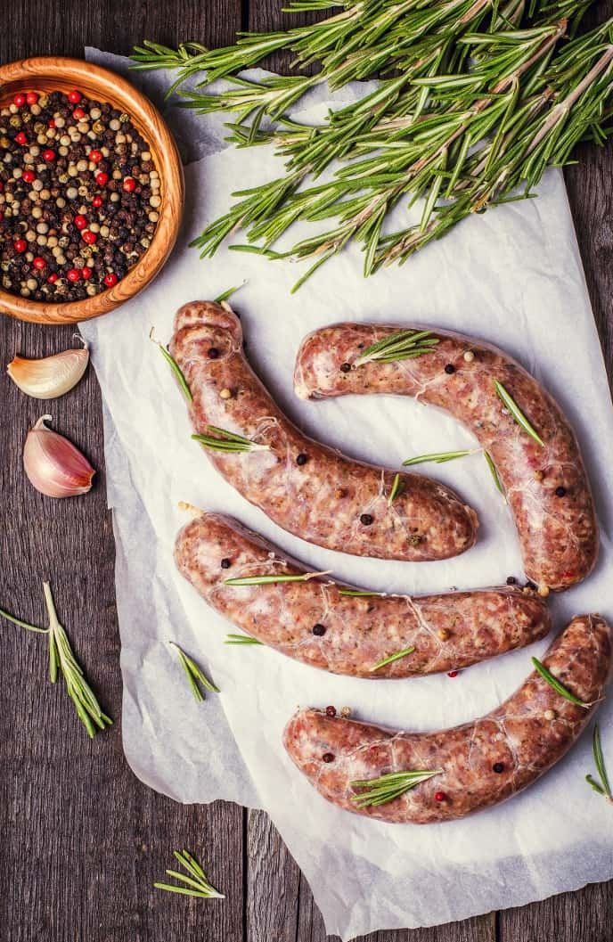 how to make venison sausage