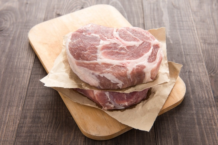 how long to cook thick pork chops