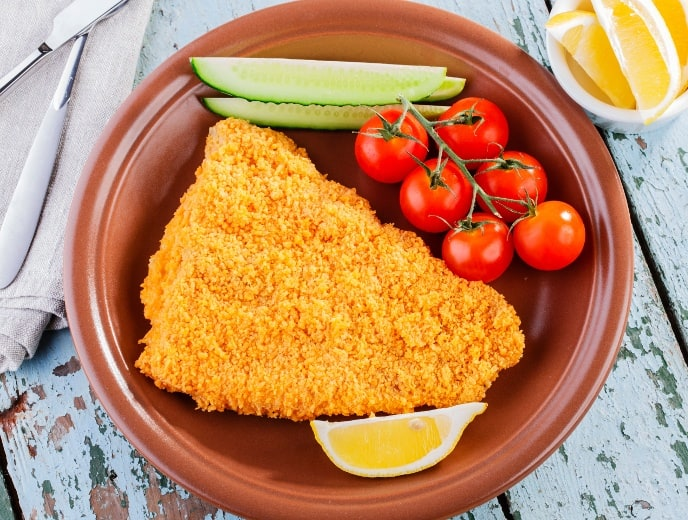 fried catfish filet