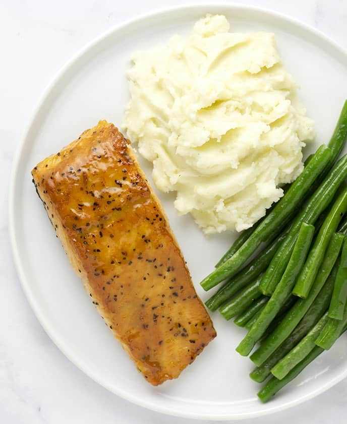 brown sugar salmon recipe easy step by step instructions