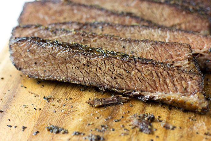 electric smoker brisket