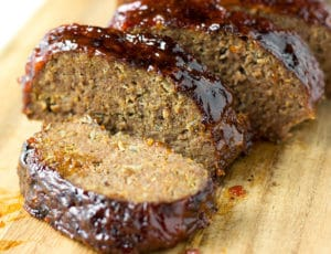 Air Fryer Meatloaf