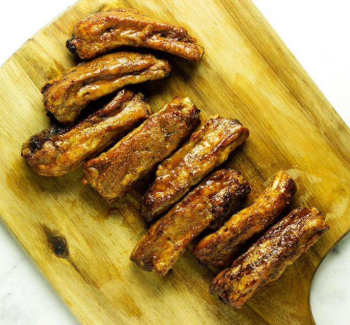 ribs in air fryer