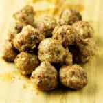 air fryer meatballs