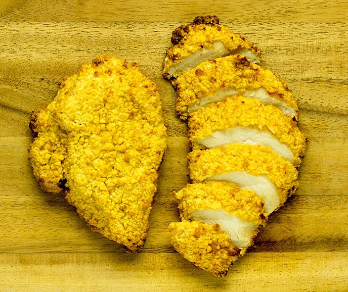 chicken breast in air fryer