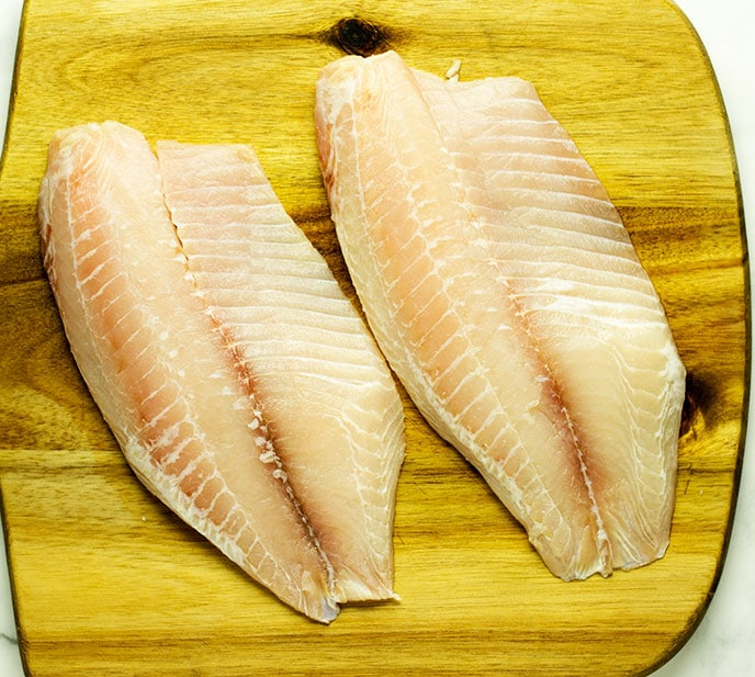 how to air fry tilapia