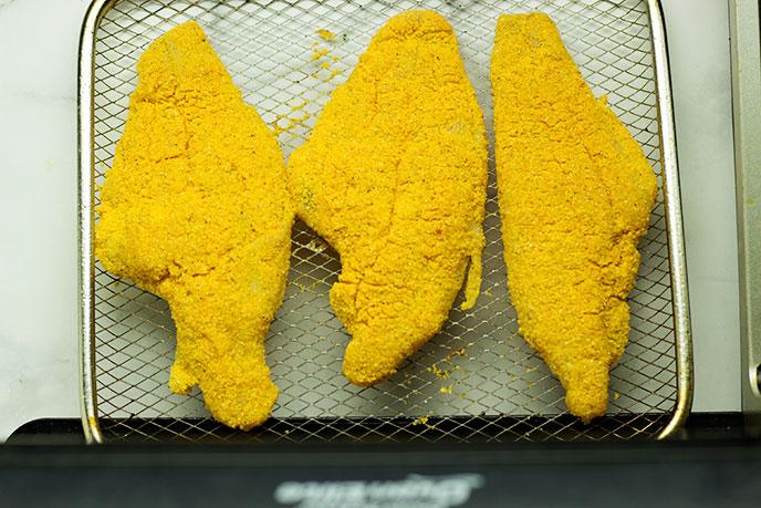 air fry catfish recipe