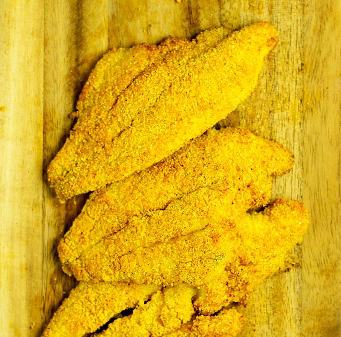 catfish in air fryer