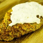 air fryer chicken fried steak