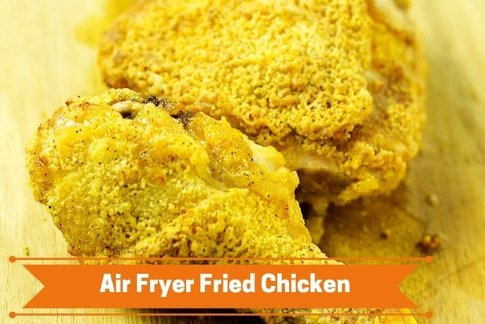 Air Fryer Fried Chicken Home