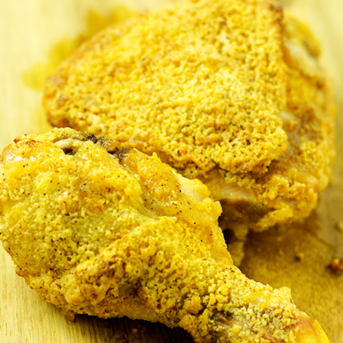 Crispy Air Fryer Fried Chicken In 30 Minutes Step By Step Instructions