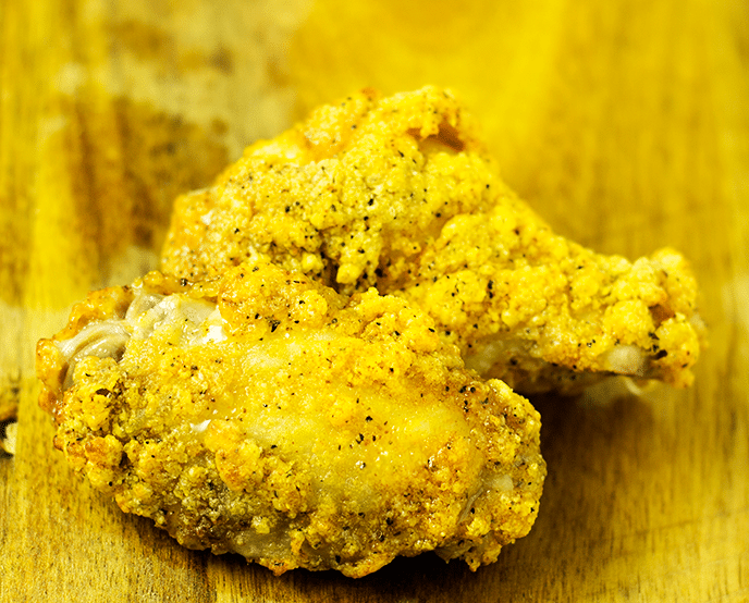 air fryer fried chicken wings