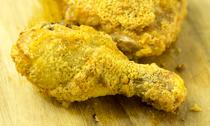 fried chicken recipe for air fryer
