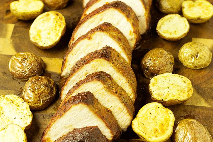 smoked pork tenderloin recipe