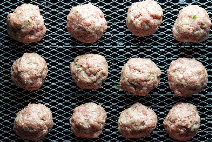 smoked meatballs ingredients